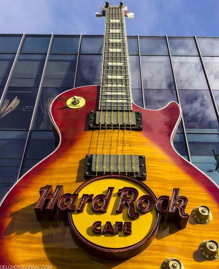 Ричард Брэнсон приобрел Hard Rock Hotel