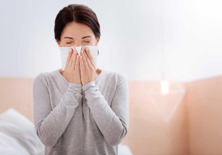 Источники летней простуды