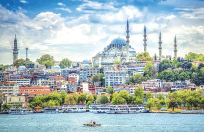 Стамбул – аромат восточной сказки