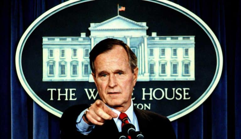 Джордж Буш – президент, изменивший мир к лучшему