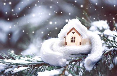 Почему дом лучше продавать зимой