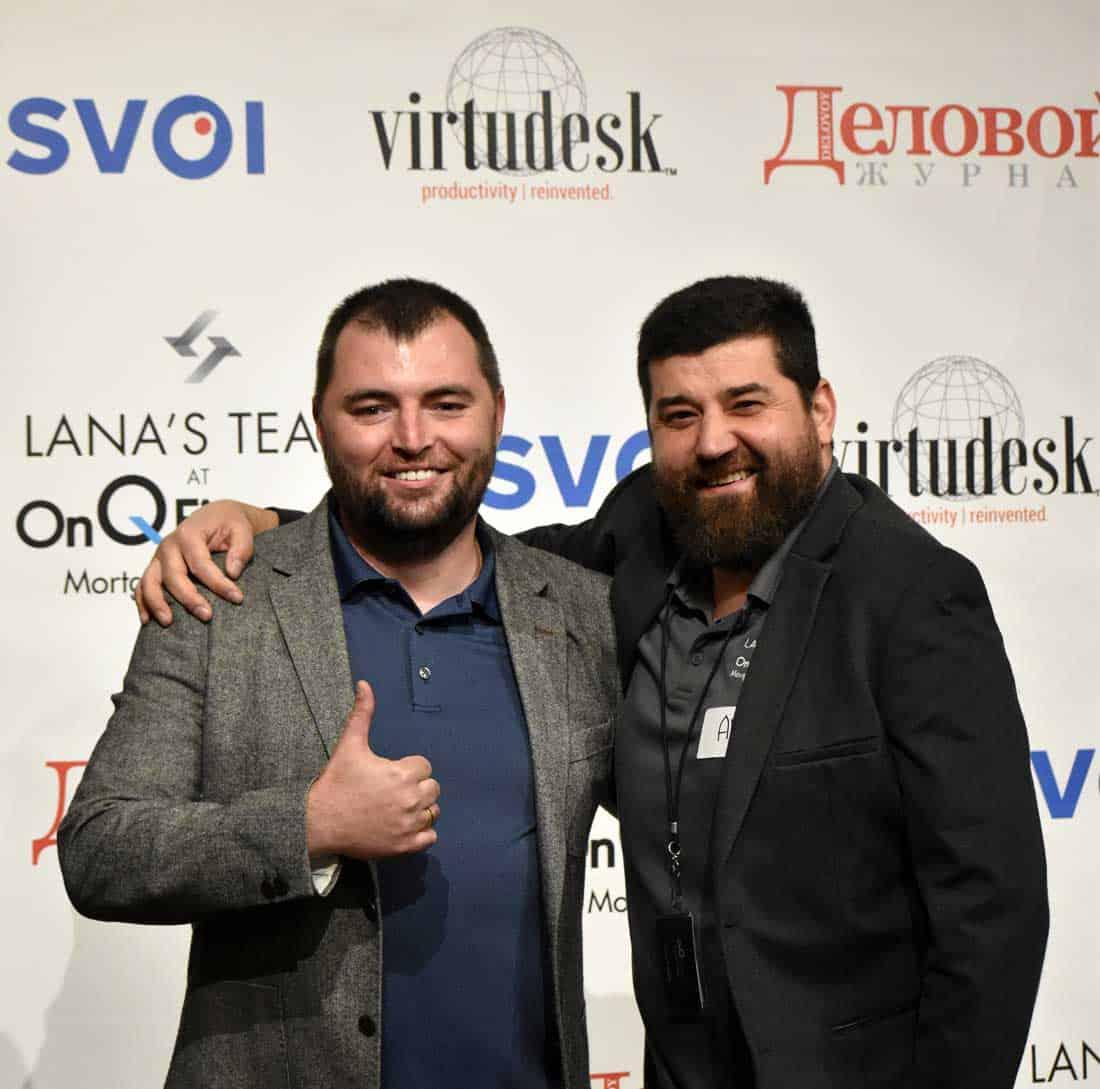 SVOI и Александр Сергеев | On Q Financial - Lana's Team