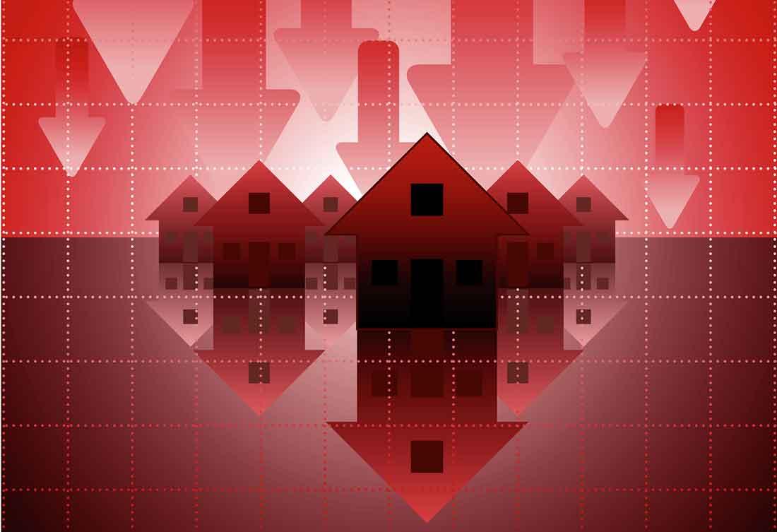 Кризис рынка недвижимости