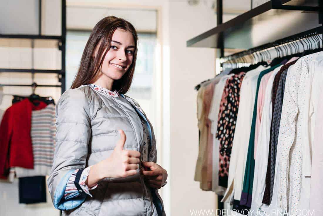 Подобрать одежду, cкрывающую недостатки