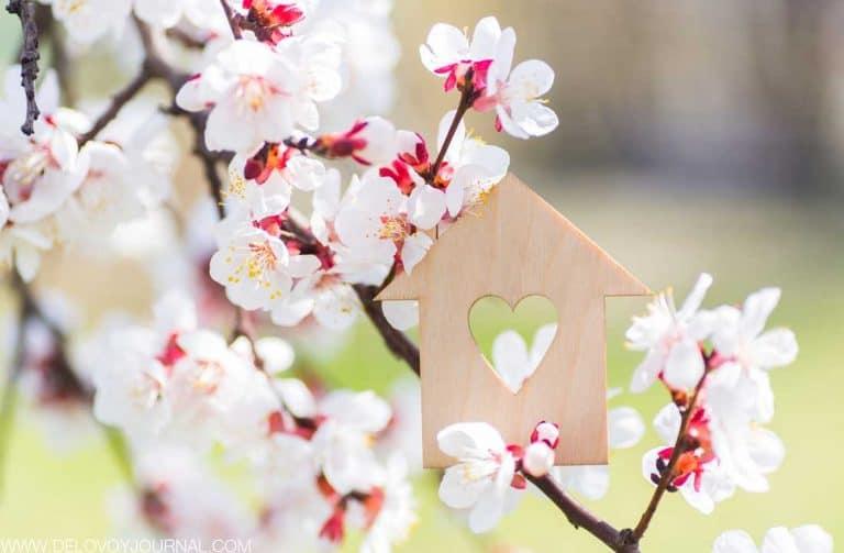 Весна — время продаж жилья в США