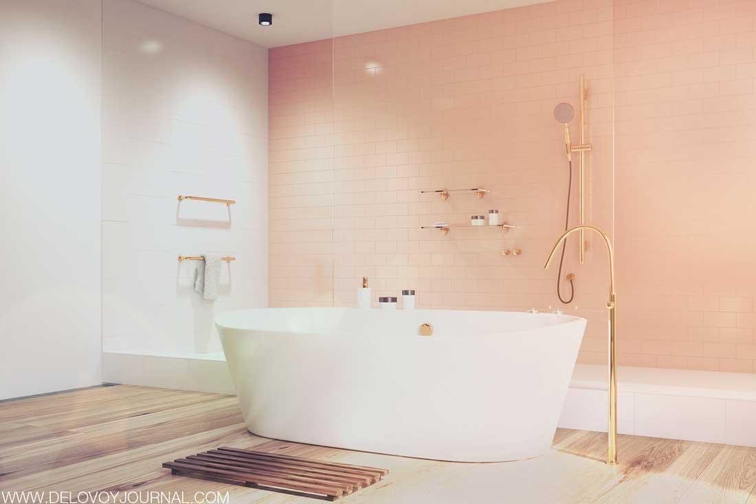 Сегодня спрос на розовые ванные взлетел до небес