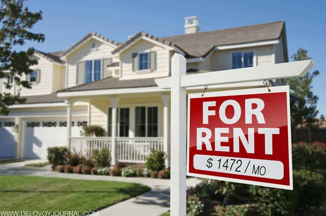 Рост арендной платы в США февраль 2019