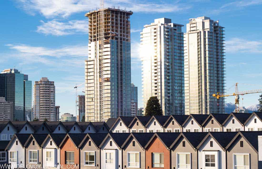 Продажи новых домов в США апрель 2019