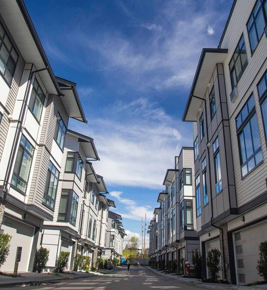 Продажи новых жилых домов в США март 2019
