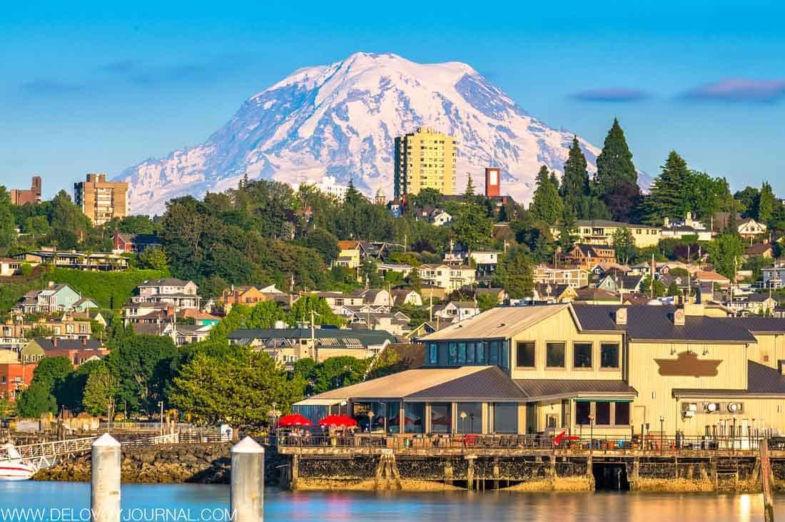 Горячий рынок жилья в Такоме Вашингтон