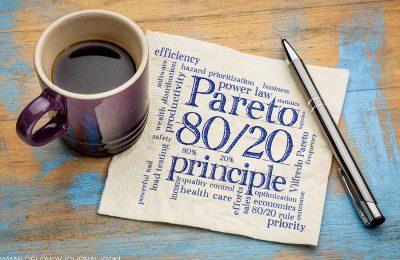 Закон Парето для жизни и бизнеса