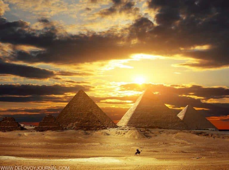 Семь чудес Древнего Мира