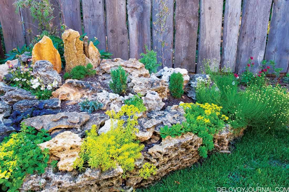 Рокарий - сад камней