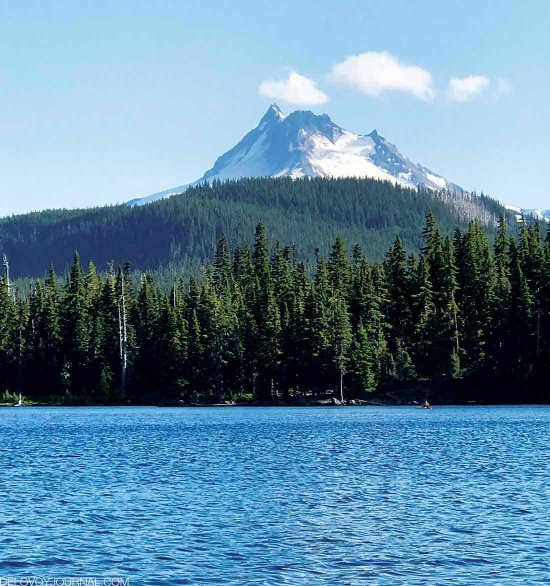 Озера Орегона США