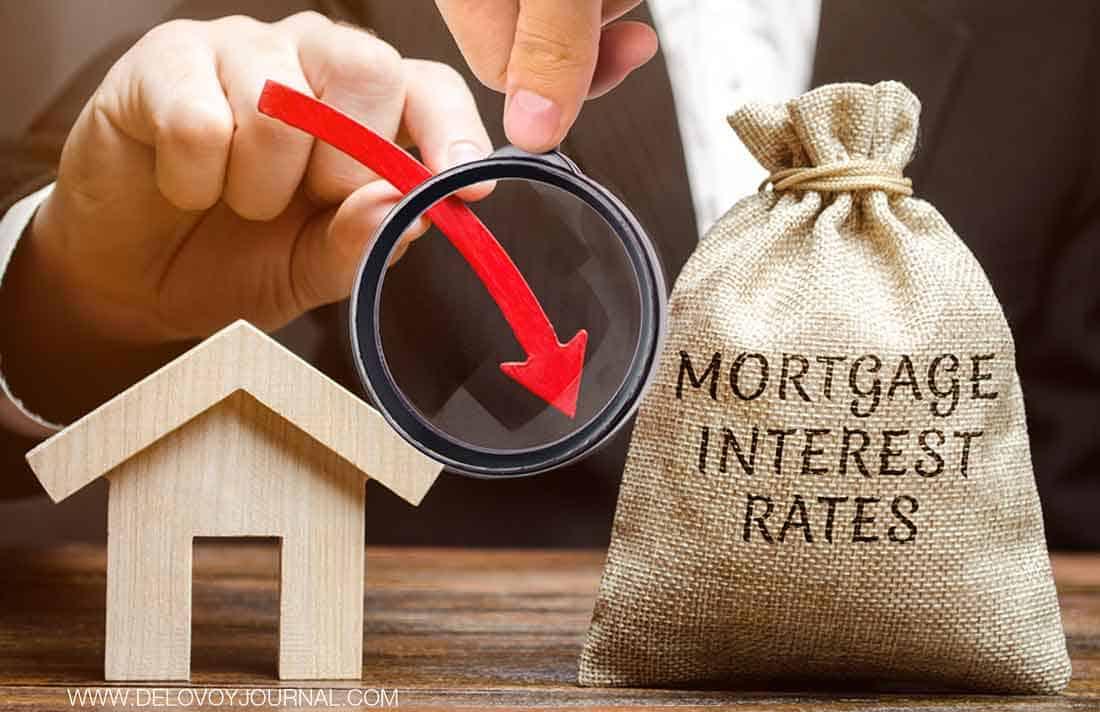 Европейские банки приплачивают клиентам за ипотечные кредиты