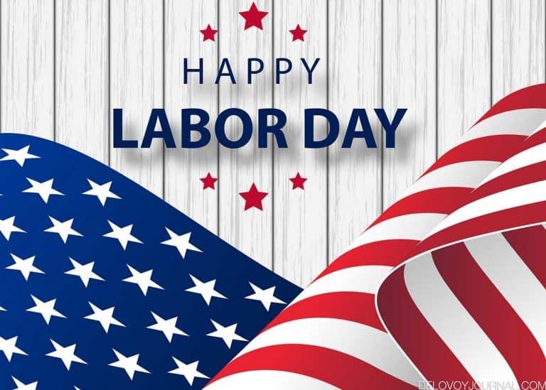 Национальный День Труда – самый любимый понедельник