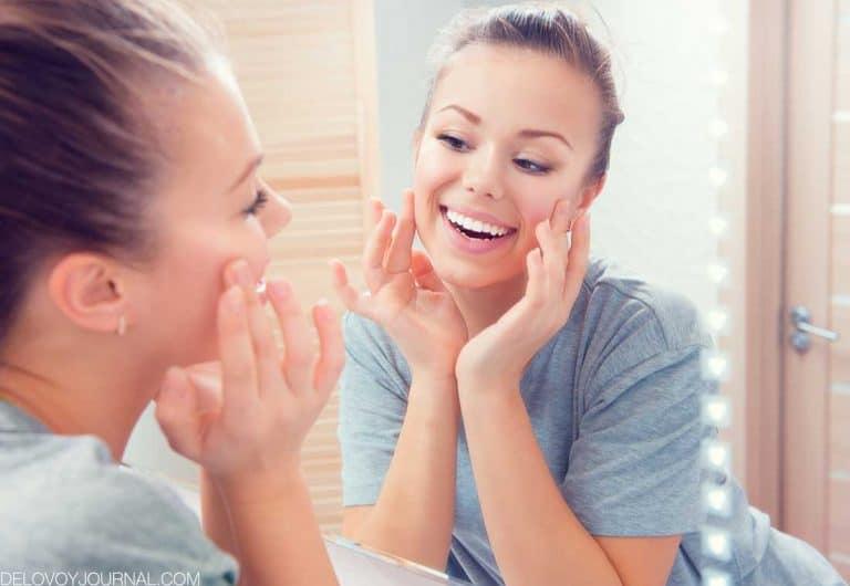 Секреты красоты: косметический лед для лица