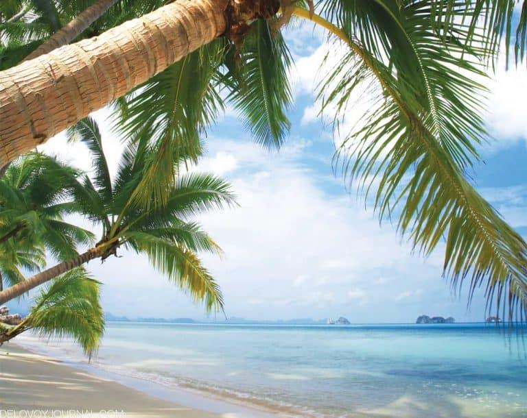 Самые популярные пляжные курорты США