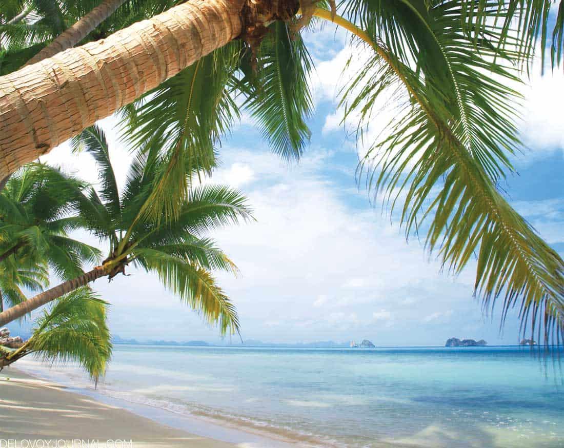 пляжные курорты США
