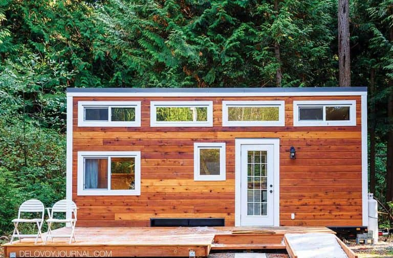 Крошечные домики Америки -Tiny Houses