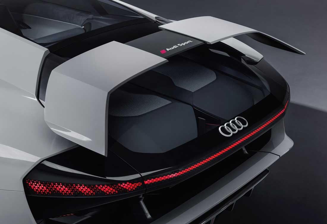 Крыло-спойлер Audi PB18 e-tron