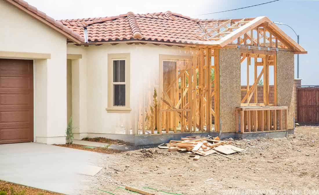 Строительство нового жилья в США в августе 2019