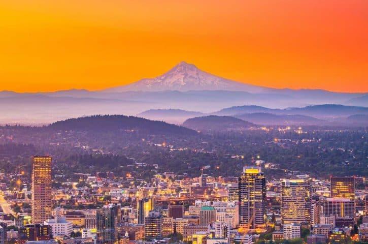 Недвижимость в Портленд Орегон – октябрь 2019