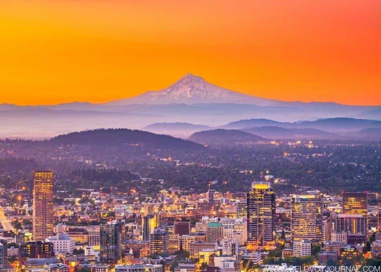 Недвижимость в Портленд Орегон — октябрь 2019
