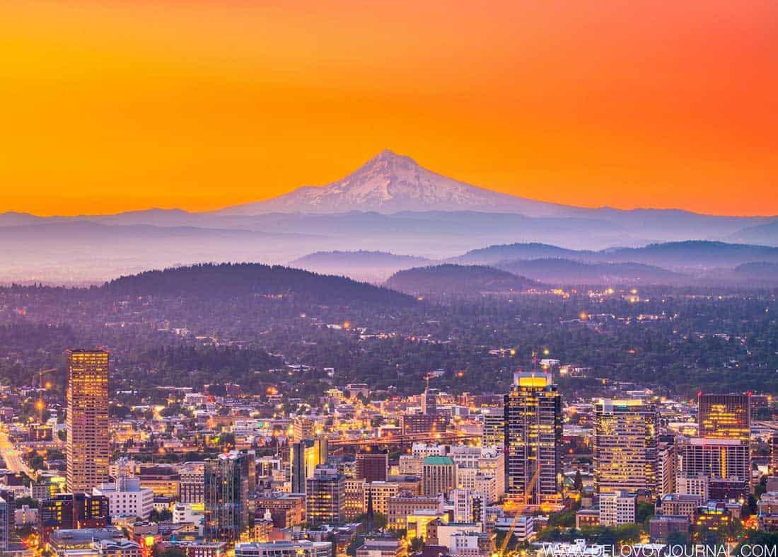 Обзор рынка недвижимости Портленд Орегон за октябрь 2019