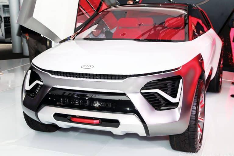 Kia HabaNiro автомобиль для всего