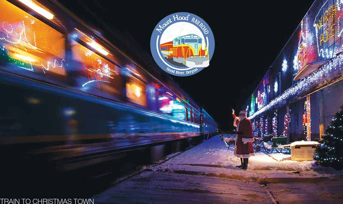 Train to Christmas Town
