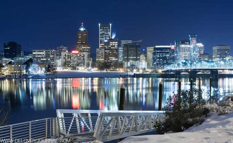 Обзор рынка жилья Портленд Орегон: ноябрь 2019