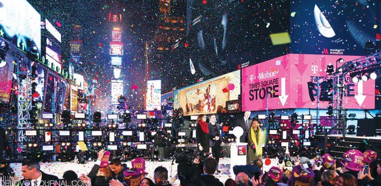 Топ-5 туристических направлений на Новый год 2020