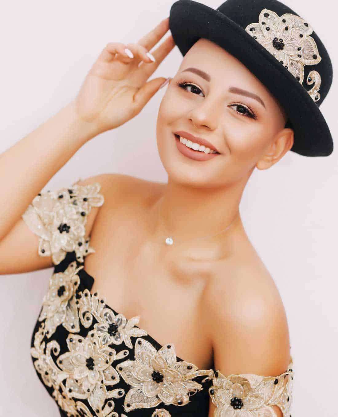 Певица Карина Эвн