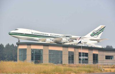 Дел Смит – основатель авиационной компании Evergreen Aviation