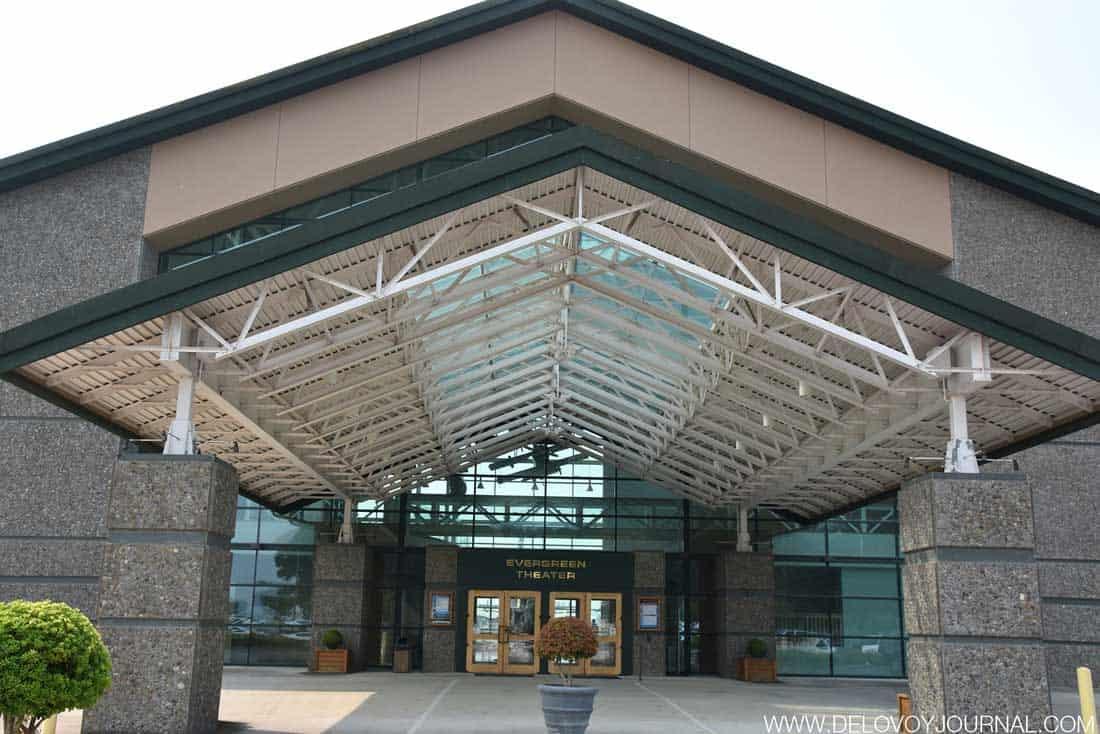 Авиа-музей Evergreen в МакМинвилл