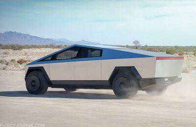 Tesla Cybertruck – заря эры электропикапов