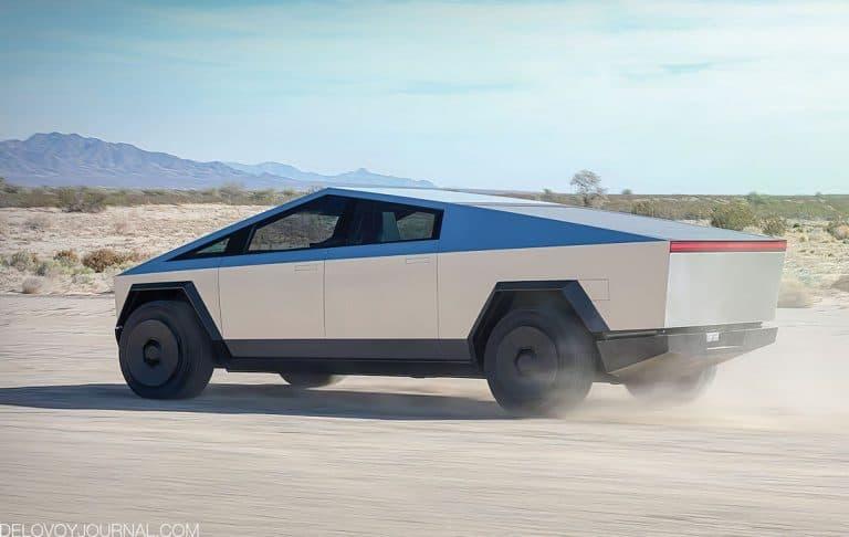 Tesla Cybertruck — заря эры электропикапов