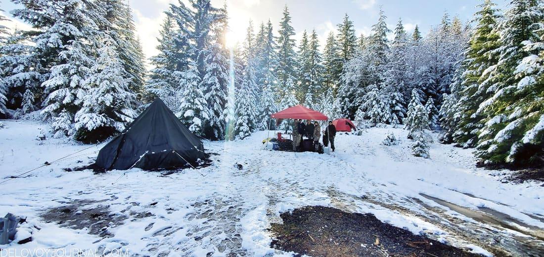 Гора Худ, Орегон, США