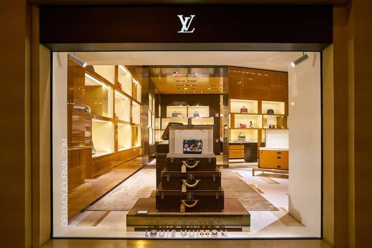 Louis Vuitton — классика покоряет современность