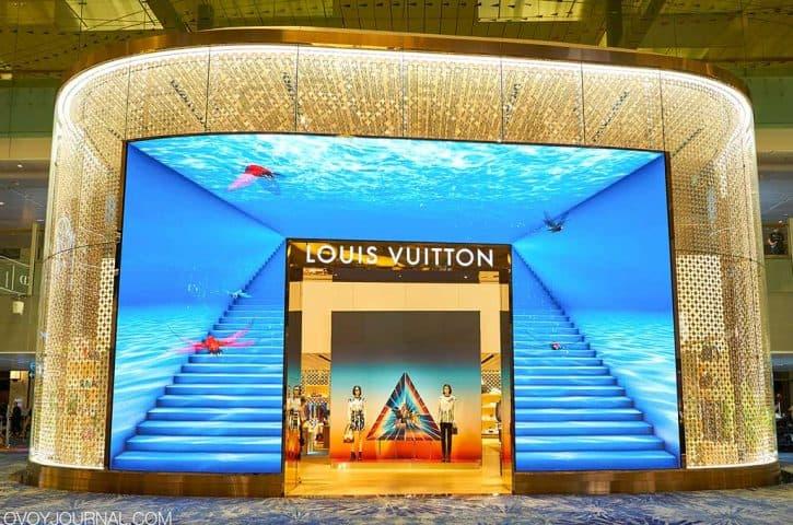 Louis Vuitton – классика покоряет современность