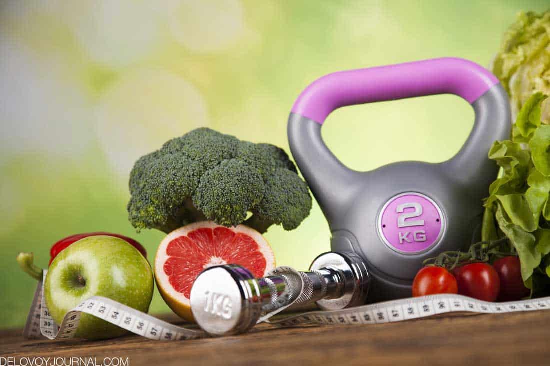 Следим за весом