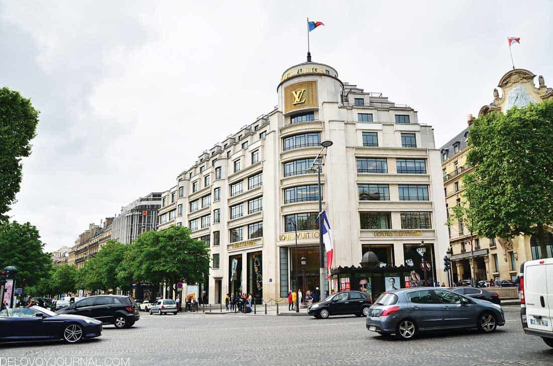 Louis Vuitton Champs-Elysees