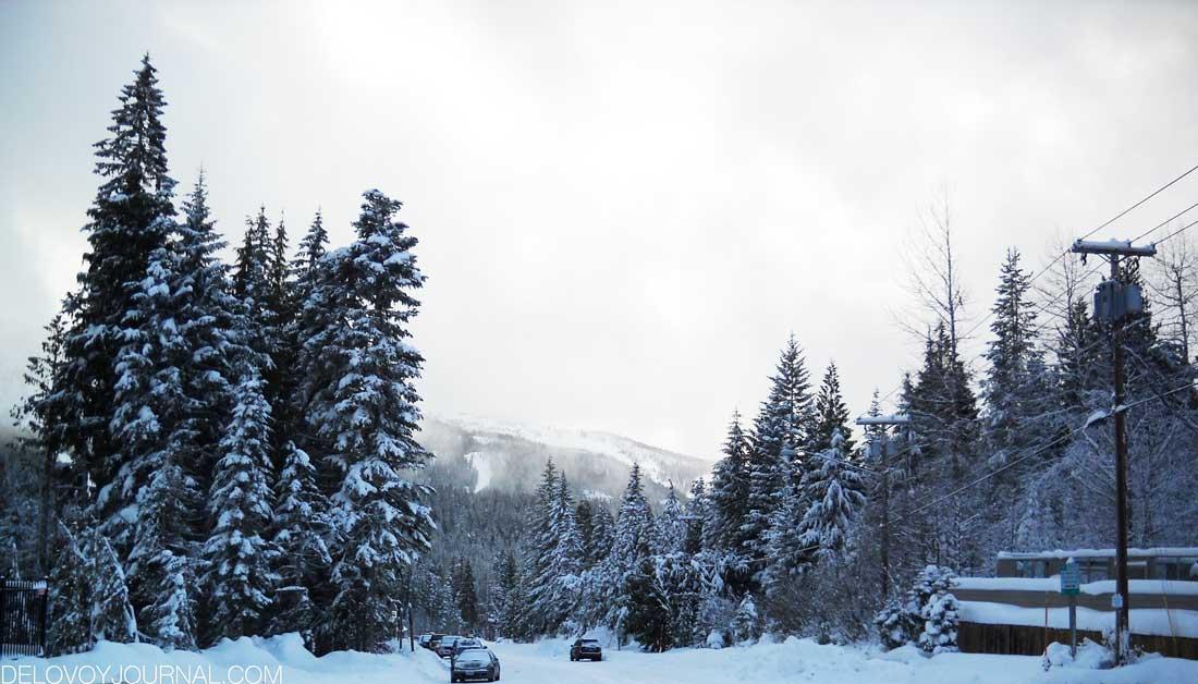 Гора Маунт-Худ, штат Орегон, США
