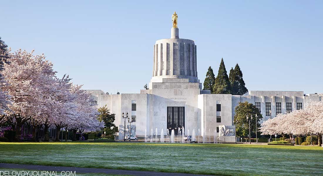 Капитолий штата Орегон