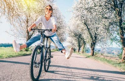 Счастье — это когда приходит весна