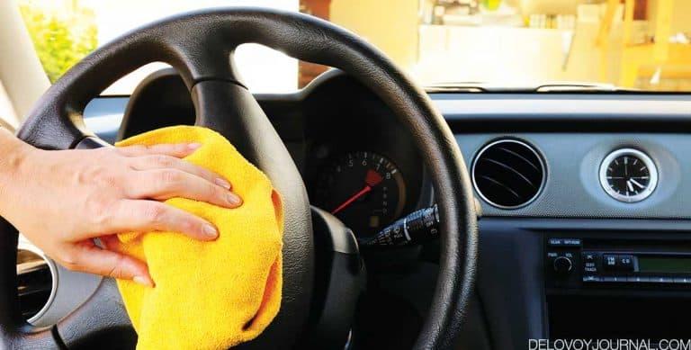 3 способа защиты автомобиля от коронавируса