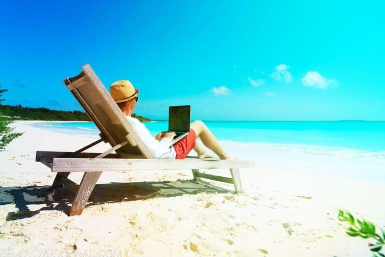 Семь вариантов удаленной работы для путешественников