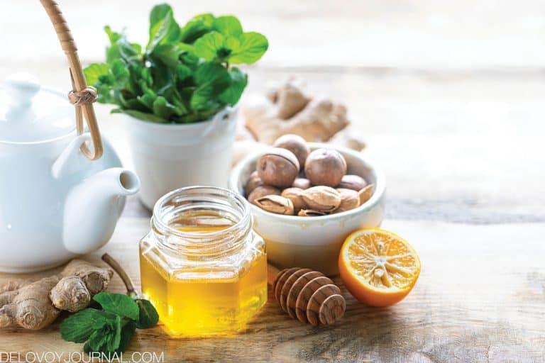 Топ-7 продуктов для укрепления иммунитета