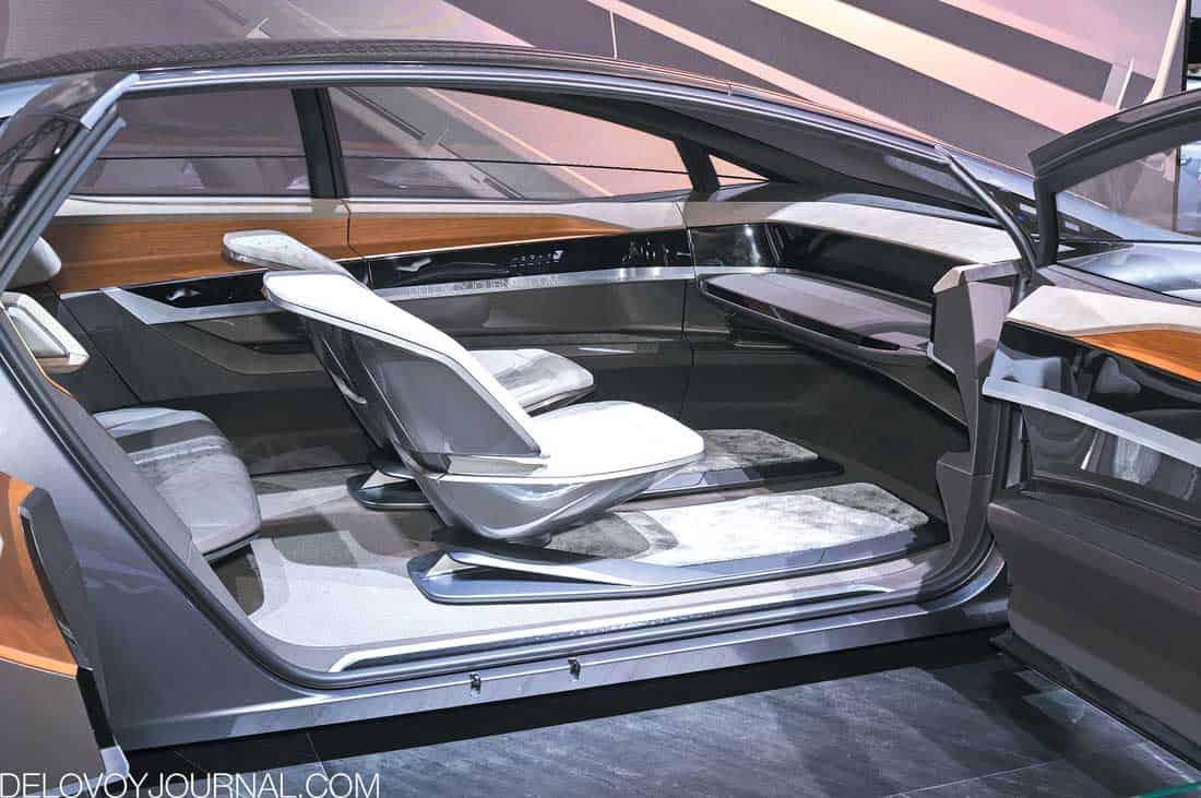 Салон Audi AiCon